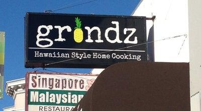 Photo of Restaurant Grindz at 832 Clement St, San Francisco, CA 94118, United States