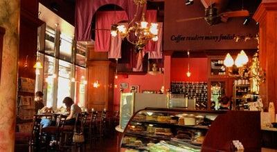 Photo of Cafe Cafe Intermezzo at 1065 Peachtree St Ne, Atlanta, GA 30309, United States