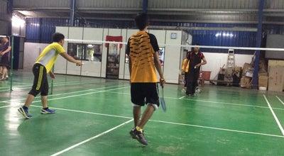 Photo of Tennis Court Sejati Badminton Court at Malaysia