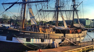 Photo of Tourist Attraction Jeanie Johnston Tall Ship and Famine Museum at Custom House Quay, Dublin 1, Ireland