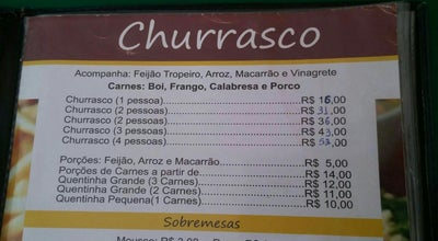 Photo of BBQ Joint Churrascaria Boi na brasa at Landufo Alves, Paulo Afonso 48600-000, Brazil