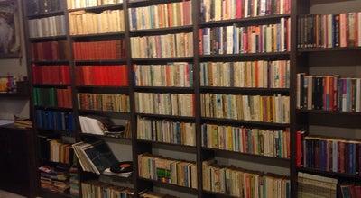 Photo of Bookstore POLKA Kitap & Kafe at Altıntop Mahallesi Meseret Sok. No:18 /a, Denizli, Turkey