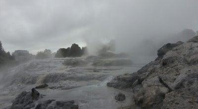 Photo of Hot Spring Pohutu Geyser at Hemo Rd., Whakarewarewa 3010, New Zealand