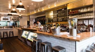 Photo of Spanish Restaurant El Colmado Butchery at 53 Little West 12th St, New York City, NY 10014, United States