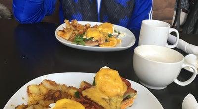 Photo of Restaurant Hollandaise Diner at 2231 Danforth Ave, Toronto M4C 1K4, Canada