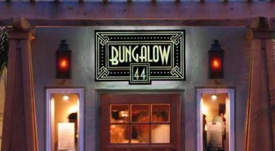 Photo of American Restaurant Bungalow 44 at 44 E Blithedale Ave, Mill Valley, CA 94941, United States