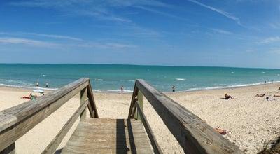 Photo of Beach Pelican Beach Park at 1525 Highway A1a, Satellite Beach, FL 32937, United States