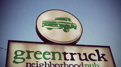 Photo of American Restaurant Green Truck Pub at 2430 Habersham St, Savannah, GA 31401, United States