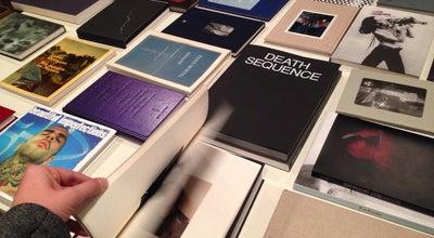 Photo of Bookstore Dashwood Books at Bond Street, New York, NY 10012, United States
