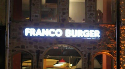 Photo of Burger Joint Franco Burger at Pr. Dr. Ahmet Taner Kislali Mah. 2902 Sok. 7/2 Sarnic Park Avm, Ankara, Turkey