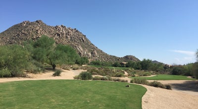 Photo of Golf Course Troon Country Club at 25000 N Windy Walk Dr, Scottsdale, AZ 85255, United States
