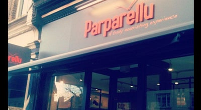 Photo of Cafe Parparellu Cafe at 93 Fulham Palace Road, London W6 8JA, United Kingdom
