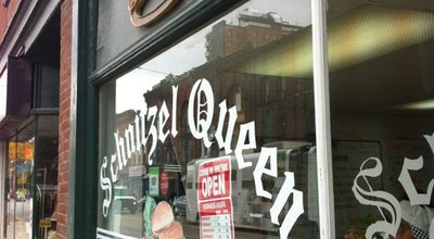 Photo of German Restaurant Schnitzel Queen at 237 Queen St E., Toronto, ON M5A 1S5, Canada