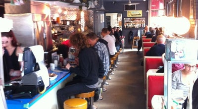 Photo of American Restaurant The George Street Diner at 129 George St, Toronto M5A 2M6, Canada