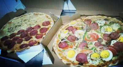 Photo of Italian Restaurant Jojola's Pizza at Rua Sao Sebastiao 106, Niteroi 24210-110, Brazil