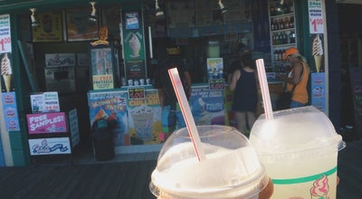 Photo of Restaurant Tlc Polish Water Ice at 1068 Boardwalk, Ocean City, NJ 08226, United States