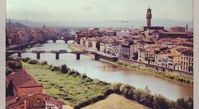 Photo of Monument / Landmark Torre di San Niccolo at Piazza Poggi, Florence, Italy