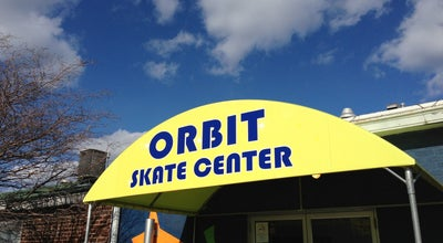 Photo of Roller Rink Orbit Skate Center at 615 S. Consumers Avenue, Palatine, IL 60074, United States