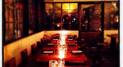 Photo of Latin American Restaurant Colonia Verde at 219 Dekalb Ave, Brooklyn, NY 11205, United States