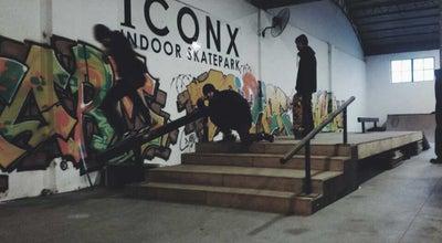 Photo of Skate Park iconx indoor skate park at 1594 Longwu Lu, Xuhui, Shanghai 200231, China