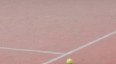 """Photo of Tennis Court Krakowski Klub Tenisowy """"Na Błoniach"""" at Na Błoniach 1, Kraków 30-019, Poland"""