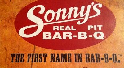 Photo of American Restaurant Sonny's BBQ at 1976 Kingsley Ave, Orange Park, FL 32073, United States
