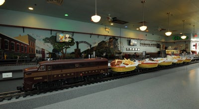 Photo of Diner All Aboard! Family Dining & Amusement at 20831 S La Grange Rd, Frankfort, IL 60423, United States