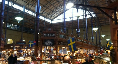 Photo of Tourist Attraction Östermalm Saluhall at Östermalmstorg, Stockholm 114 39, Sweden