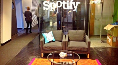 Photo of Tech Startup Spotify at 45 W 18th St, New York, NY 10011, United States