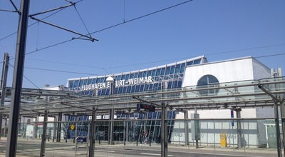 Photo of Airport Flughafen Erfurt-Weimar (ERF) at Binderslebener Landstr. 100, Erfurt 99092, Germany
