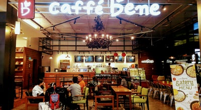 Photo of Cafe Caffé Bene at Aeon Mall, Gf #006, Tangerang, Indonesia