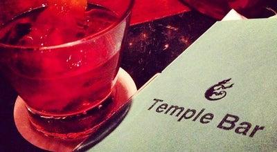 Photo of Nightclub Temple Bar at 332 Lafayette St, New York, NY 10012, United States