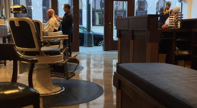 Photo of Salon / Barbershop Blades Co Barber Shop at 614 Washington Street, San Francisco, CA 94111, United States