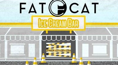 Photo of Ice Cream Shop FATCAT Ice Cream Bar at Blk 416 Bedok North Ave 2 #01-25, Singapore 460416, Singapore