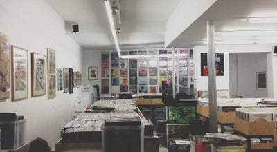 Photo of Coffee Shop Coffee & Vinyl at Volkstraat 45, Antwerpen 2000, Belgium