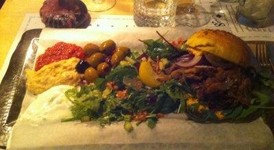 Photo of Moroccan Restaurant Bar Sandro at Kolmas Linja 17, Helsinki 00530, Finland