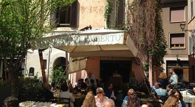 Photo of Italian Restaurant Osteria Da Zi Umberto at Piazza Di San Giovanni Della Malva 14/b, Rome 00153, Italy