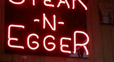 Photo of Other Venue Steak 'n Egger at 1174 W Cermak Rd, Chicago, IL 60608