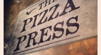 Photo of Italian Restaurant The Pizza Press at 1534 S Harbor Blvd, Anaheim, CA 92802, United States