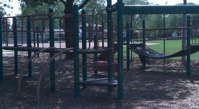 Photo of Baseball Field Grennan Heights Park at 8255 N Oketo Ave, Niles, IL 60714, United States