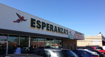 Photo of Mexican Restaurant Esperanza's Mexican Cafe and Bakery at 1601 Park Place Ave, Fort Worth, TX 76110, United States