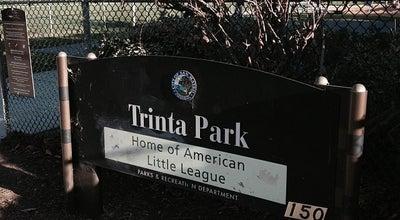 Photo of Baseball Field Trinta Park at 150 19th Ave, San Mateo, CA 94403, United States