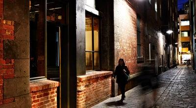 Photo of Cafe Sun Moth Canteen & Bar at 28 Niagara Lane, Melbourne, Vi 3000, Australia