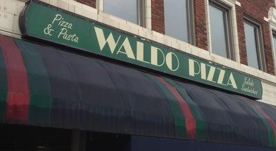 Photo of Italian Restaurant Waldo Pizza at 7433 Broadway St, Kansas City, MO 64114, United States