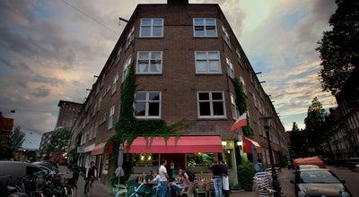 Photo of Italian Restaurant Renato's Pizzeria at Karel Du Jardinstraat 32, Amsterdam 1072 SK, Netherlands