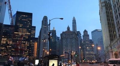 Photo of Monument / Landmark Tribune Tower at 435 N. Michigan Ave., Chicago, IL 60611, United States