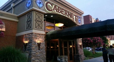 Photo of American Restaurant Cabernet Steakhouse at 5575 Windward Pkwy, Alpharetta, GA 30004, United States