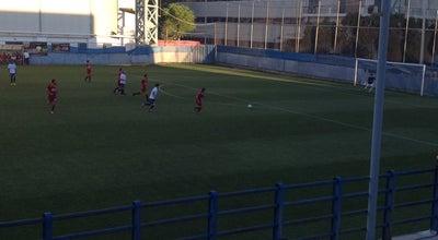 Photo of Soccer Field Atromitos Training Center at Peristeri, Greece