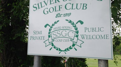 Photo of Golf Course Silver Spring Golf Course at 3300 Pawtucket Ave, East Providence, RI 02915, United States