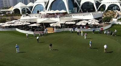 Photo of Golf Course The Emirates Golf Club at Emirates Golf Clu, Dubai 24040, United Arab Emirates